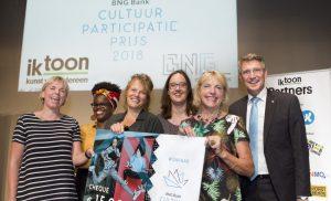 Gemeente Assen winnaar BNG Bank Cultuurparticipatieprijs 2018