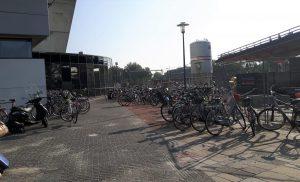 schriftelijke vragen mbt fietsenstalling bij NS Station Assen