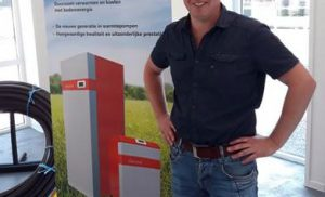 Importeur Clausius Warmtepompen opent showroom in Gieten