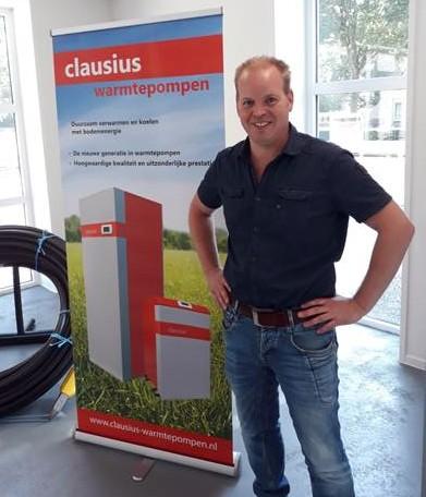 Importeur Clausius Warmtepompen opent showroom in Gieten