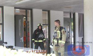 Peuterspeelzaal De Vuurvogel in de wijk Noorderpark in Assen ontruimd om gaslucht