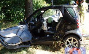 Vrouw gewond bij botsing op de Europaweg-Noord/ Esakkerweg in Assen