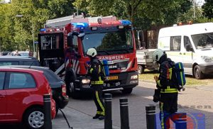 Woningbrand Brunelstraat in de wijk Assen-Oost was pannetje op het vuur