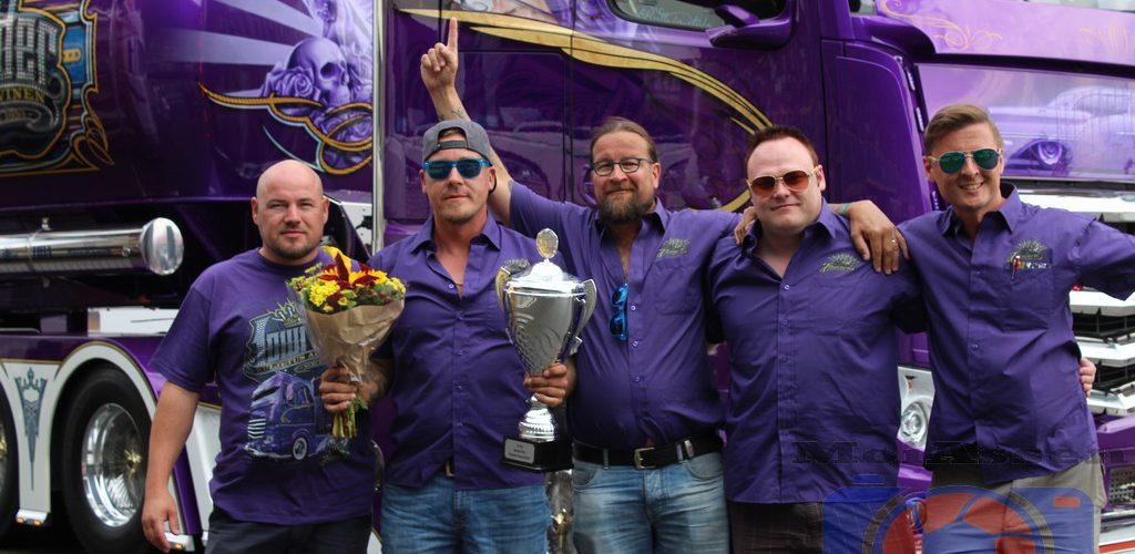 De  38ste Truckstar Festival 2018: De verkiezing van de mooiste Truck en meer!