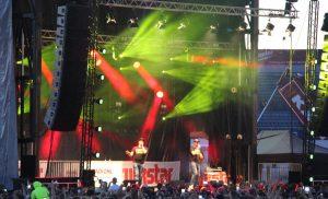 Hollandse Avond als vanouds gezellig op Truckstar Festival