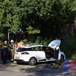 Autobrand aan de Smetanalaan Assen