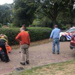 Scooterrijder gewond na val in Rolde