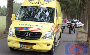 Motorrijder gewond naa uitwijkmanoeuvre nabij TT Circuit