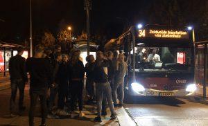 Grotere bussen voor Donderdag Meppeldag