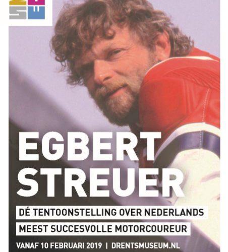 TT-winnaars terug in de baan. Middelburg's Sarome Yamaha en Streuers 'Lucky Streuer' zijspan