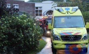 Aanhouding bij brand op GGZ Drenthe in Assen