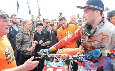Jeffrey Herlings pakt wereldtitel MXGP 2018 op het TT Circuit in Assen