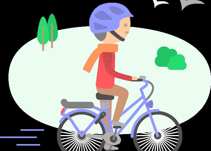 Univé helpt ongelukken voorkomen dankzij e-bike middag