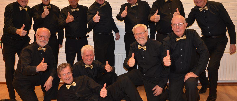 Asser mannen van Golden Men op CultuurPodium in Bovensmilde