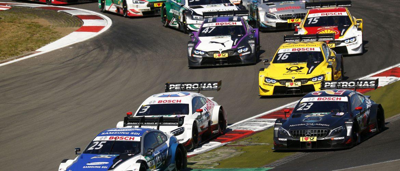 DTM autorace voor TT Circuit Assen, 19 – 21 juli 2019