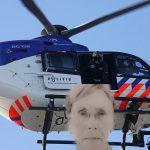 Politiehelikopter zoekt naar vermiste 81-jarige Jacoba Zwiers uit Assen(update)