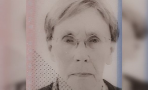 Een 81 jarige dementerende vrouw vermist uit Assen