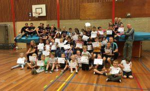 Sportdag Terra Assen-Vredeveldschool