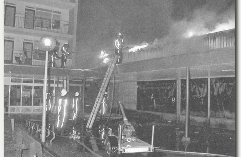 Gratis film: De Drentse brandweer in actie, jaren '40 –'90