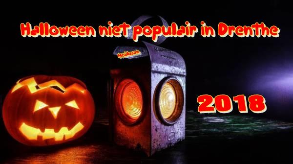 Waar Wordt Halloween Gevierd.Halloween Niet Populair In Drenthe Moiassen