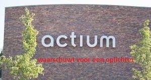 Oplichter gaat in Assen namens Actium de deuren langs in Assen-Oost