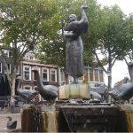 Stadswandeling over de geschiedenis van de Ganzenmarkt