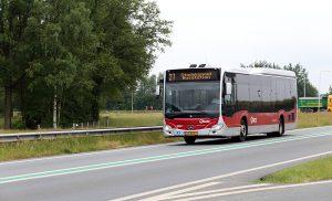 Vertrektijden van alle bussen wijzigen op zondag 9 december