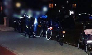 De Politie: 'Mensen zagen vuurwapen na ruzie in horecagelegenheid Assen'