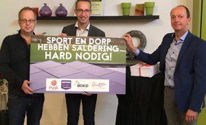 300 sportverenigingen en dorpshuizen in actie voor goede regeling zonnepanelen