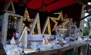 De Kerstmarkt op het Koopmansplein