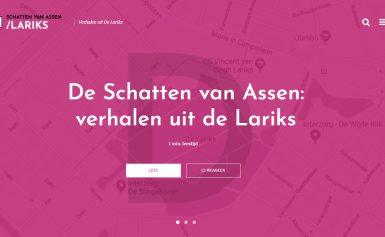 ICO Centrum voor Kunst & Cultuur en Mijn Buurt Assen diepen verhalen op van bewoners uit de wijk Lariks