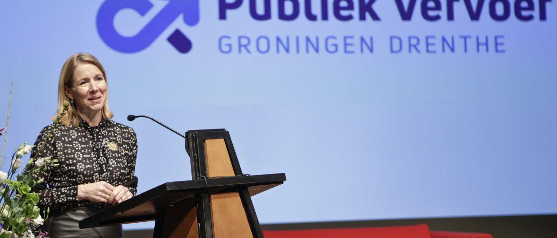 """""""Publiek Vervoer Groningen Drenthe is een inspiratiebron voor andere plekken. Daar mag u trots op zijn"""""""