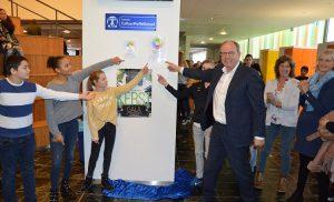 Penta weer drie jaar een Gezonde School: Nieuw vignet vanmiddag onthuld