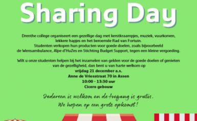 Sharing Day op DC Assen