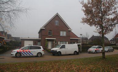 Woning overvallen aan Kloosterhout in Assen