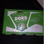 De politie zoek eigenaar van bierkrat van het merk Dors