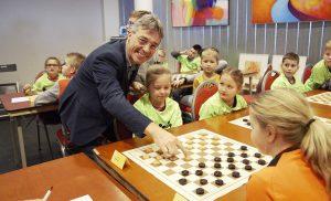 Schooldamtoernooi van Assen een enorm succes