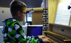 Laagdrempelig orgelconcours voor jongeren