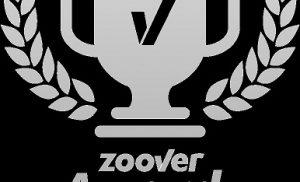 Hotel De Bonte Wever ontvangt Zilveren Zoover Award!