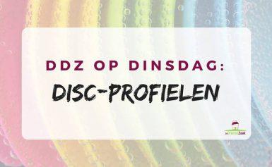 DDZ op Dinsdag over DISC-profielen