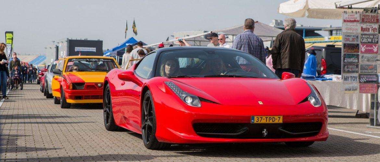 Eni Viva Italia powered by Checkstar op het TT Circuit Assen