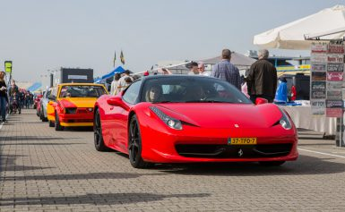 Eni Viva Italia powered by Checkstar op het TT Circuit Assen