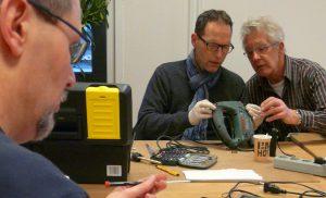 Repair Café Assen in Kloosterveen