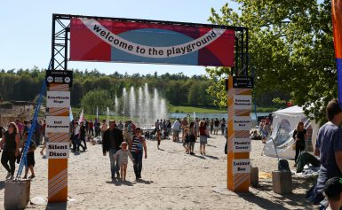 ICO organiseert tweede editie Welcome to the Playground Bevrijdingsfestival Drenthe