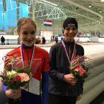 Assenaren op podium NK wintertriathlon