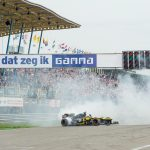 Renault F1 Team demonstratie tijdens GAMMA Racing Day
