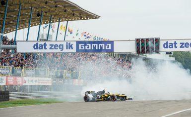 Renault F1 Team demonstratie tijdens GAMMA Racing Day