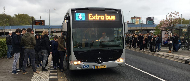 Extra bussen naar Secret Forest Festival