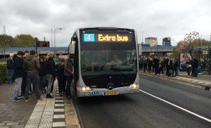 Extra bussen in Drenthe op Bevrijdingsdag