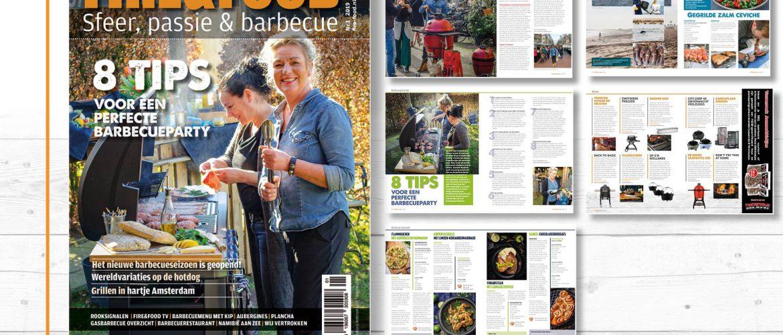 Kookpub Dalen in het Fire & Food magazine